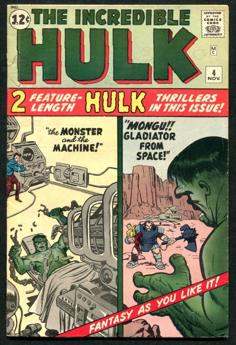 Incredible Hulk Issues 2, 4, & 6. - 4