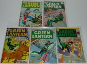 Green Lantern Comics. 1-5