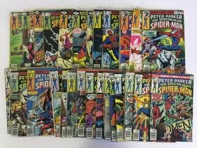 Two Boxes Marvel Comics