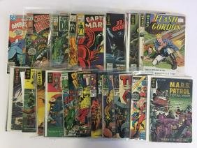 Mixed Comic Box Lot.