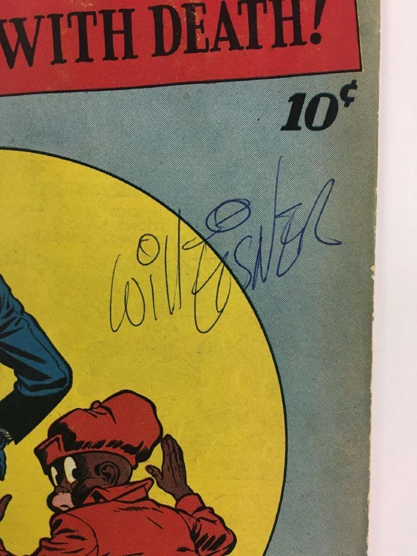 1946 The Spirit #4, Signed Copy Will Eisner - 2