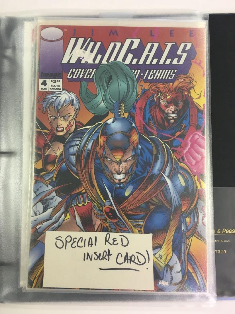 Autographed Comic Book Lot - 4