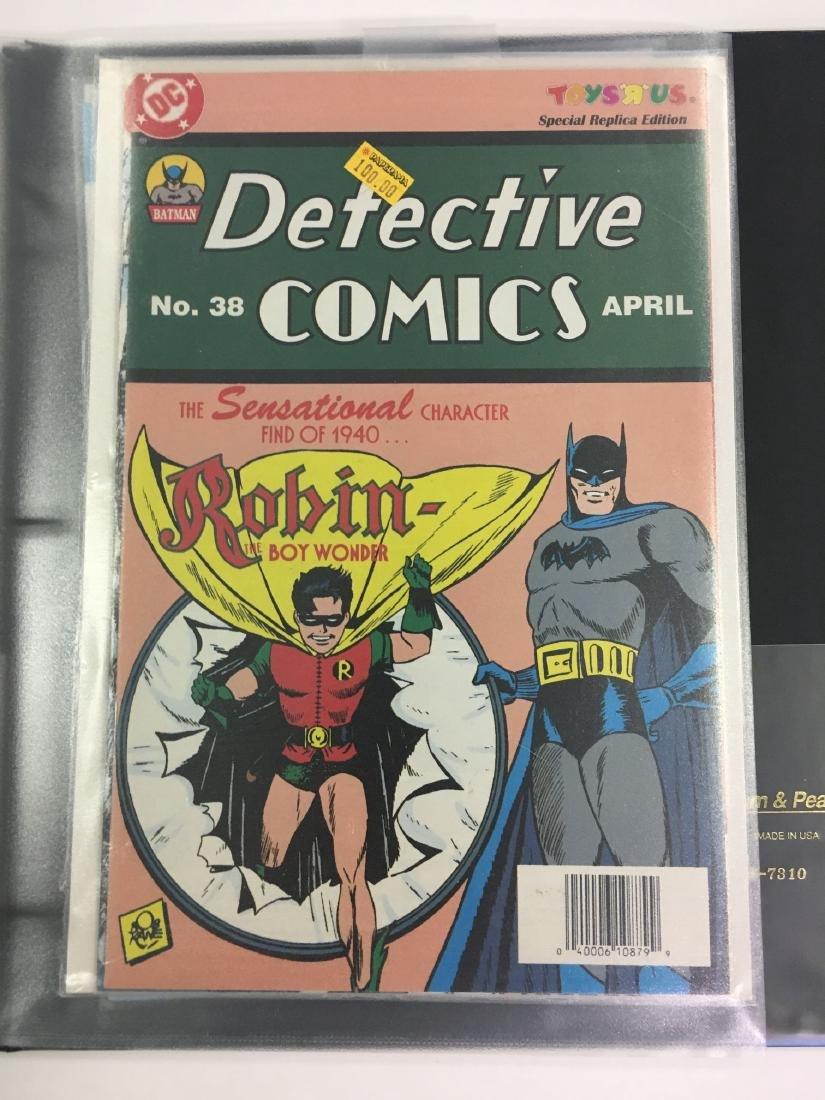 Autographed Comic Book Lot - 5