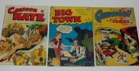 Golden Age Comic Lot.