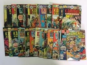 Modern DC Comic Lot.