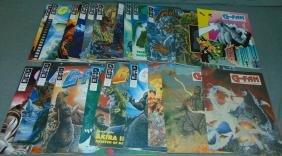 Lot of Godzilla & G-Fan Magazines