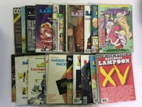Lot of Magazines. (54)