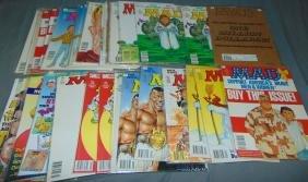 Large Lot of MAD Comics & Magazines