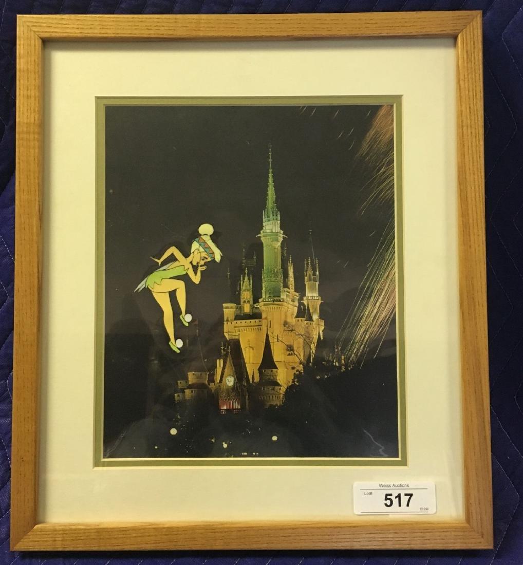 Disney Tinkerbell Animation Cel