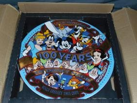 Disney 100th Anniversary Charger, David Willardson