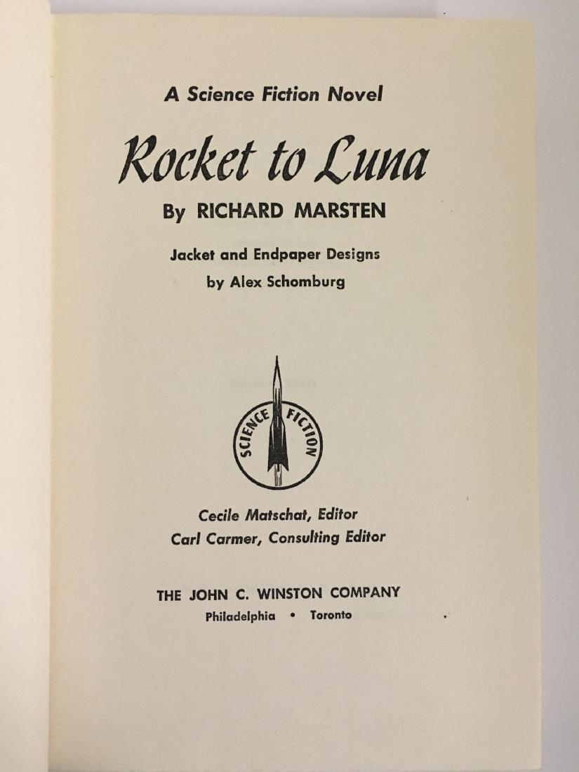 Rocket To Luna Marsten Signed - 3
