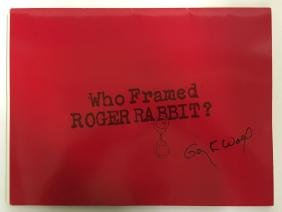 Roger Rabbit 1987 Disney Model Sheet Set