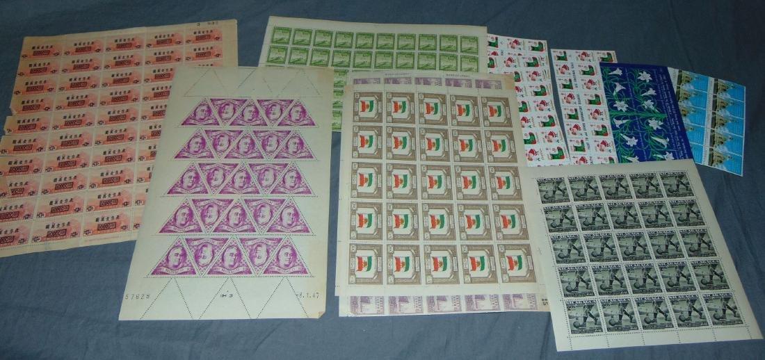 World Wide Stamp Lot.