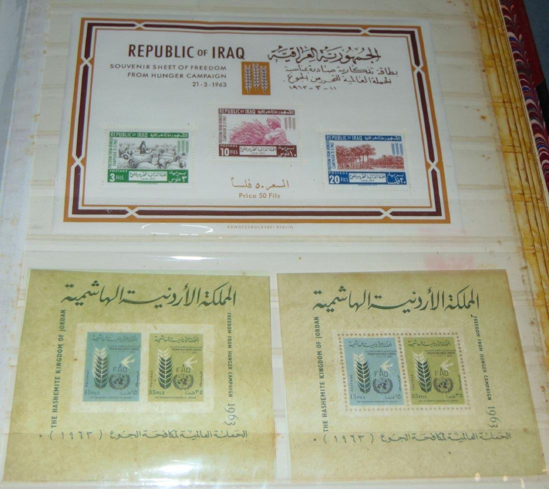 World Wide Stamp Lot. Two Boxes.
