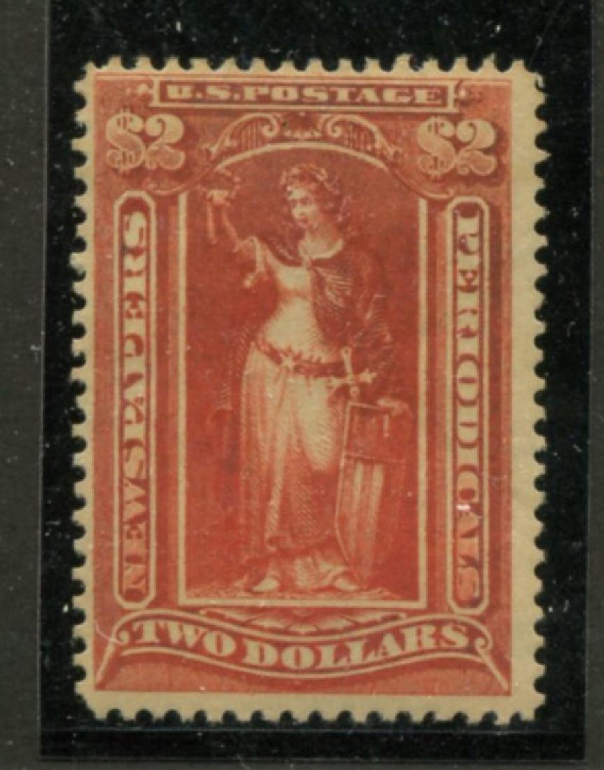 U.S. PR 108 Mint Hinged
