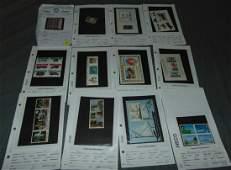 World Wide Stamp Lot. Old Dealers Inventory