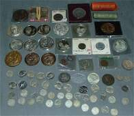 Mixed Coin Lot. US and Canada.