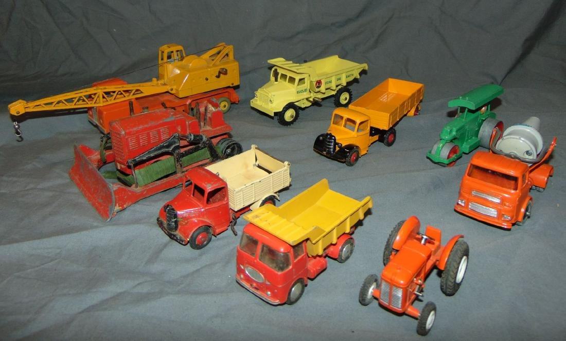 Dinky Toy Lot.