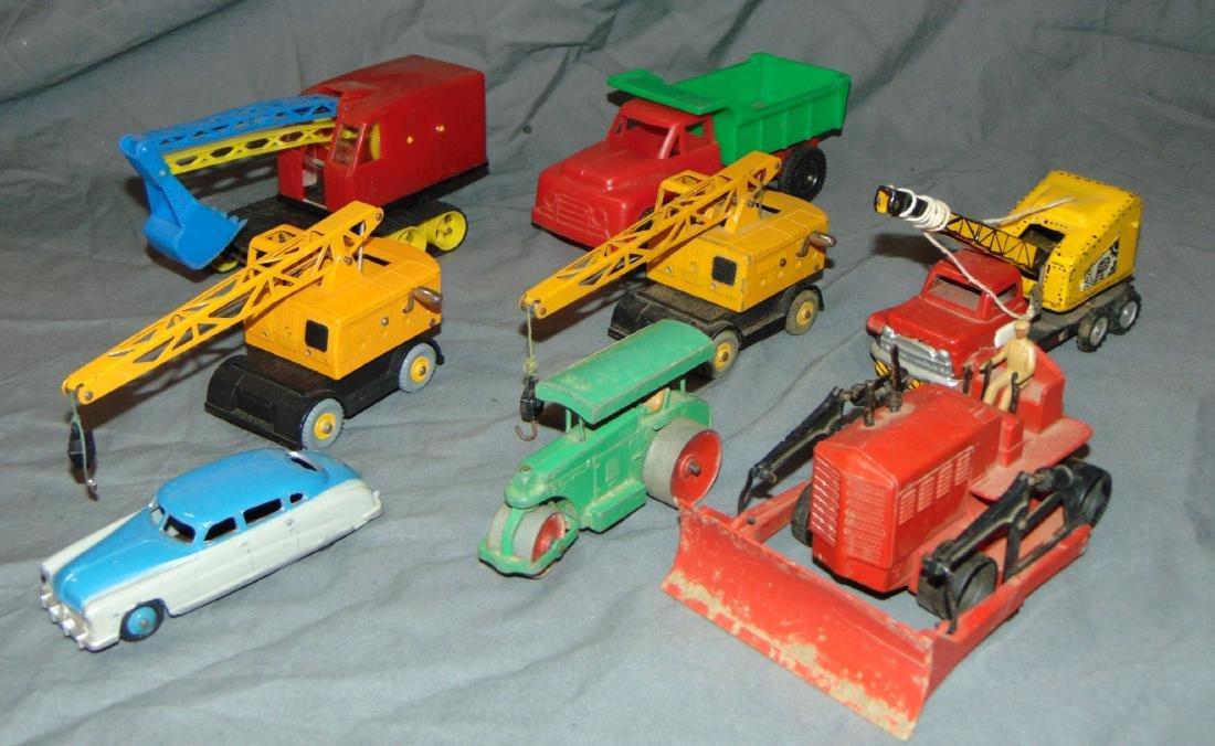 Die Cast Vehicle Lot.