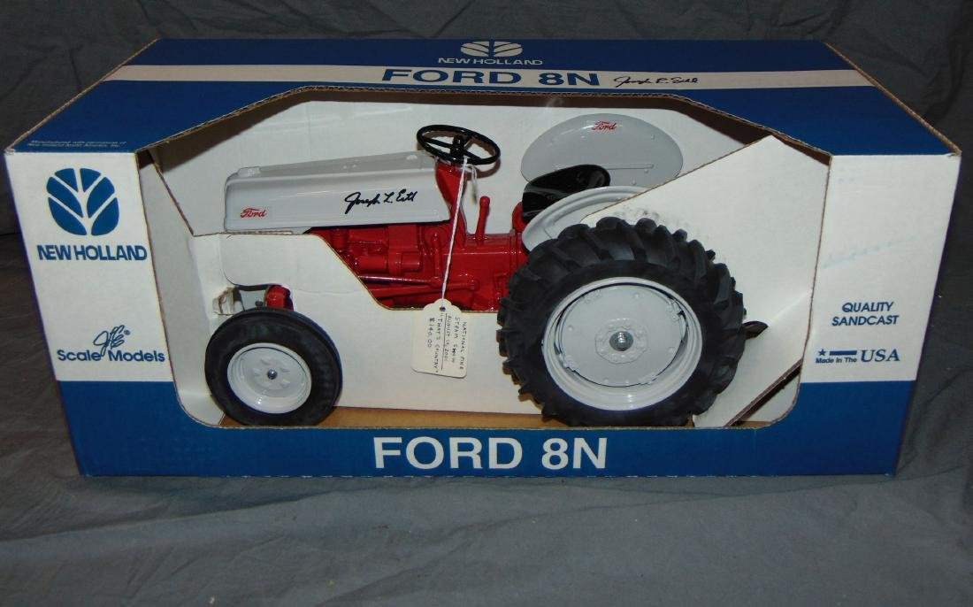 New Holland Ford 8 N Tractor.