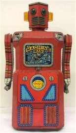 Vintage & Original, Machine Man Robot, Japan