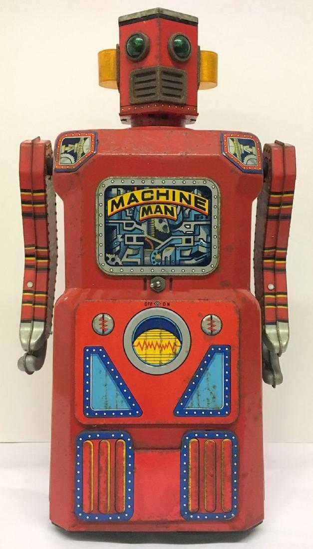 Vintage & Original, Machine Man Robot, Japan