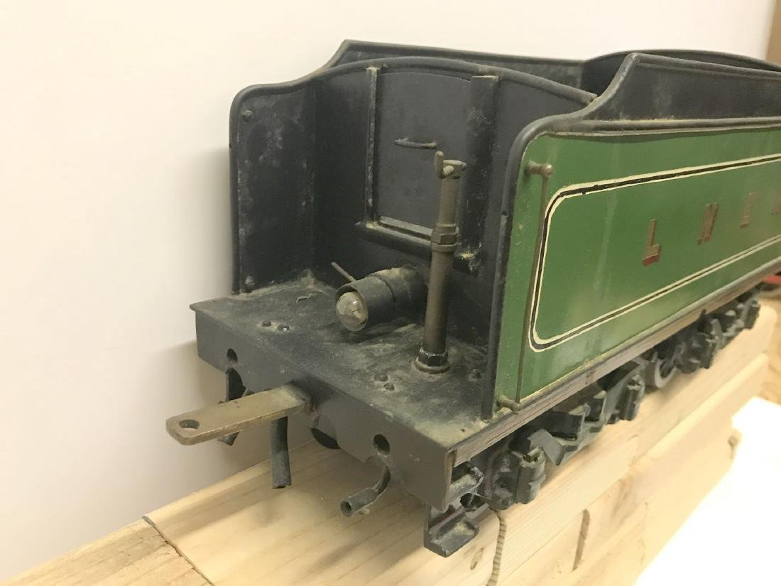 """Lady Joan Live Steam Engine and Tender, 40"""" Long - 11"""