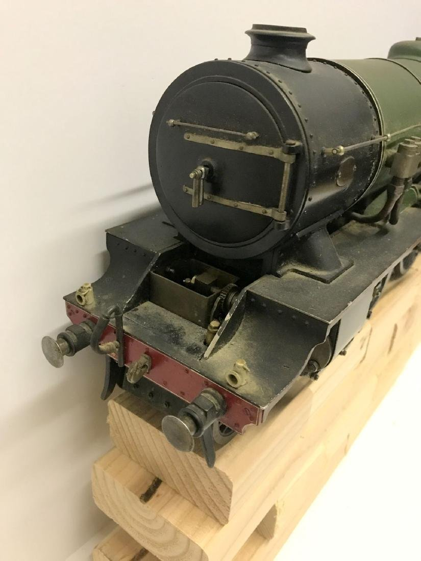 """Lady Joan Live Steam Engine and Tender, 40"""" Long - 6"""