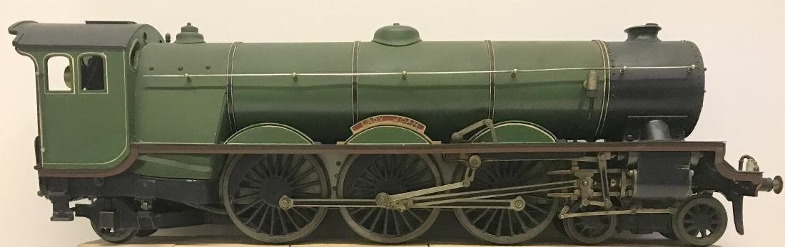 """Lady Joan Live Steam Engine and Tender, 40"""" Long - 8"""