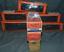 Lot of 3 Lionel Steam Engines & 5 Tenders