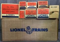 Scarce 1950's Boxed Lionel 2269W B&O Set