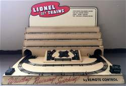 1937 Lionel O27 Counter / Island Store Display