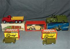 Mixed Die Cast Vehicle Lot.