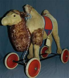 Steiff Ride on Camel.
