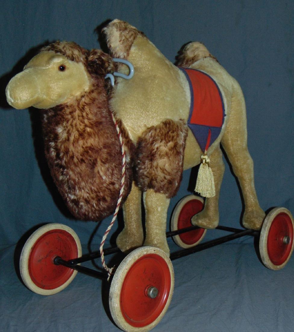 Steiff Ride on Camel.