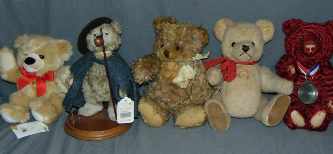 Steiff Bears and Other.
