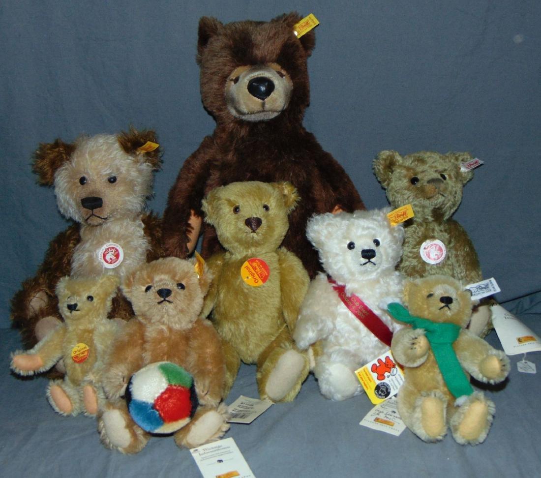 Steiff Bear Lot.