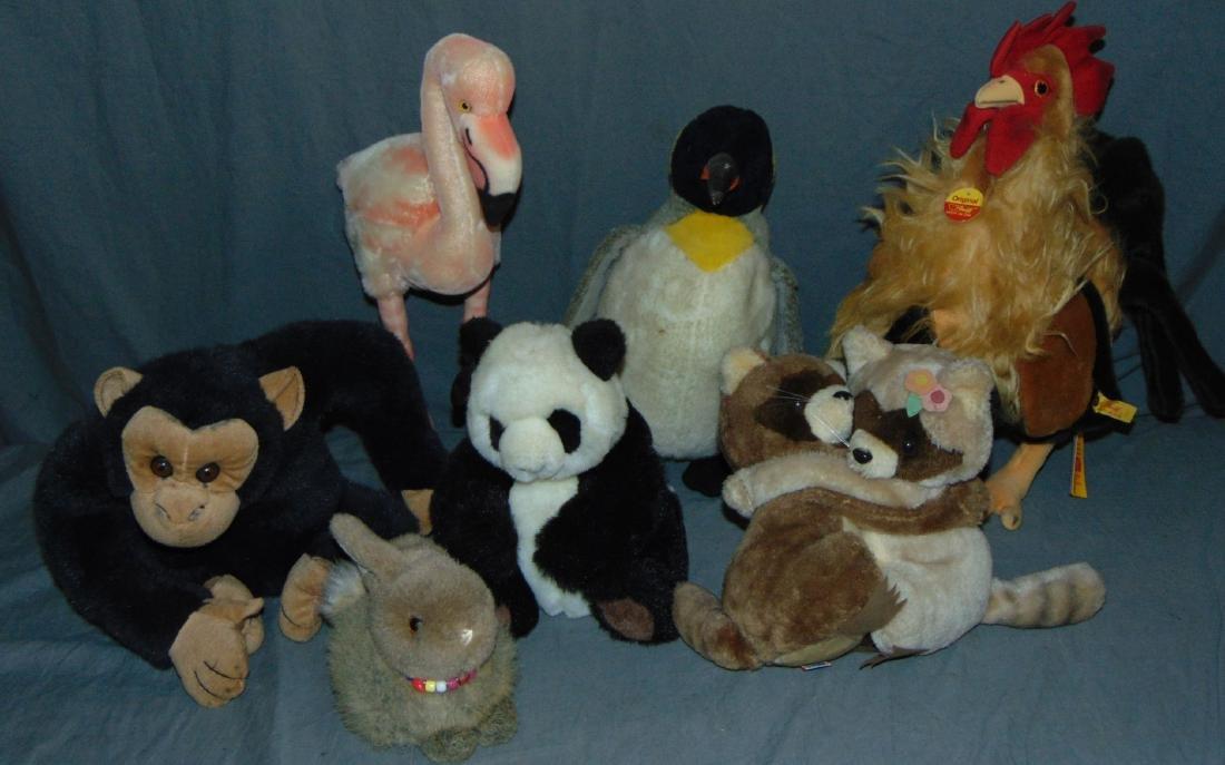 Stuffed Animal Lot.