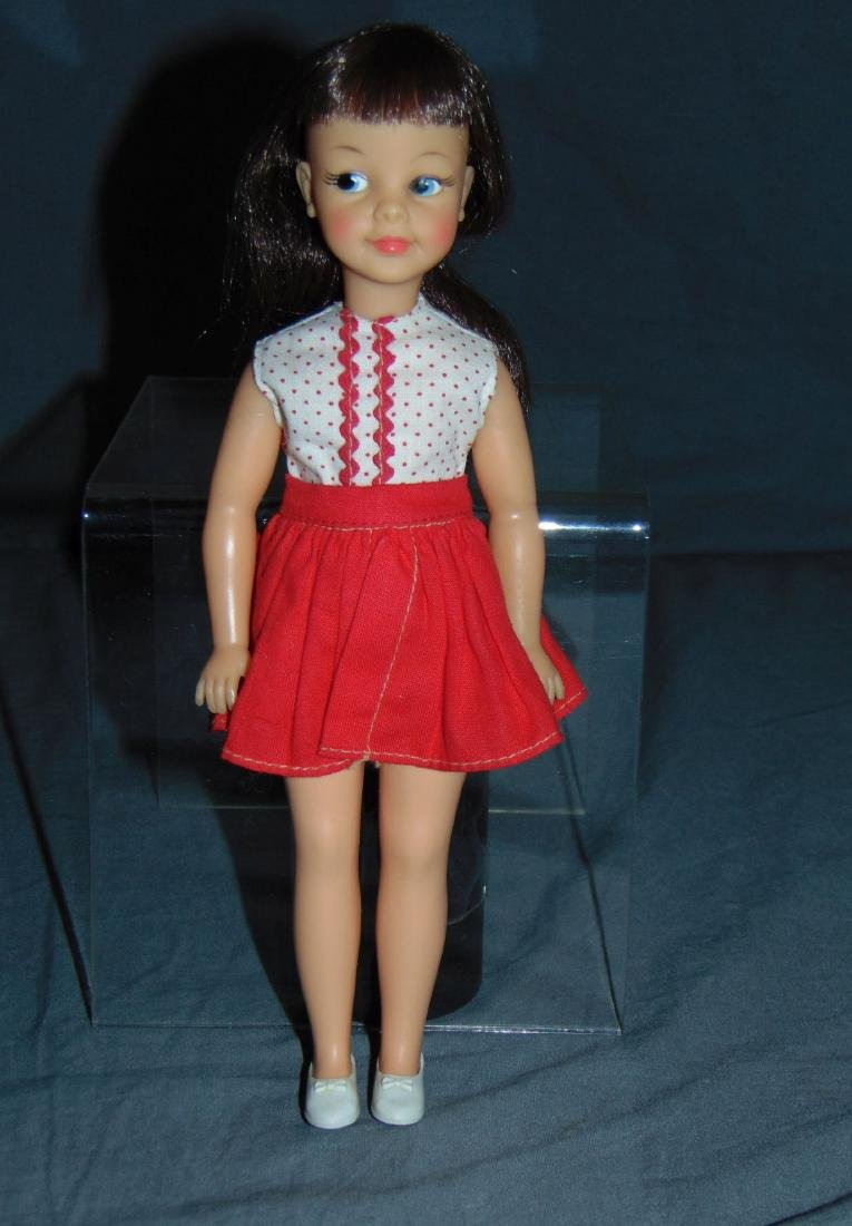 1964 Ideal Patti Doll, Montgomery Ward Exclusive