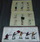 Trophy Miniatures Lot of Three Sets