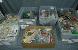 Large Lot of Marx Playset Pieces and More