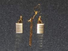 18K Gold Jewelry Lot