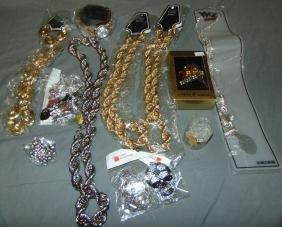 Costume Jewelry Lot.