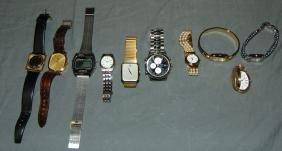 Wrist Watch Lot.