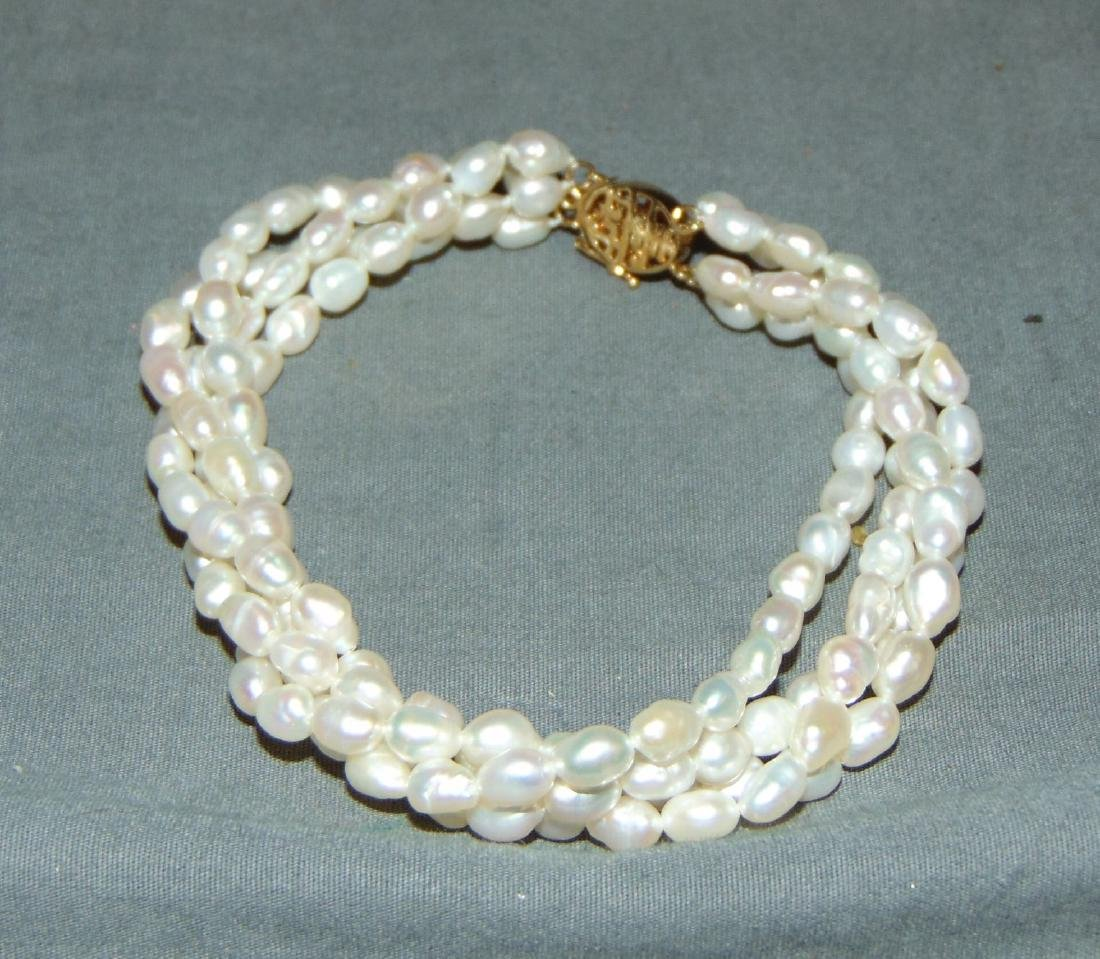 Pearls and Gold. - 4