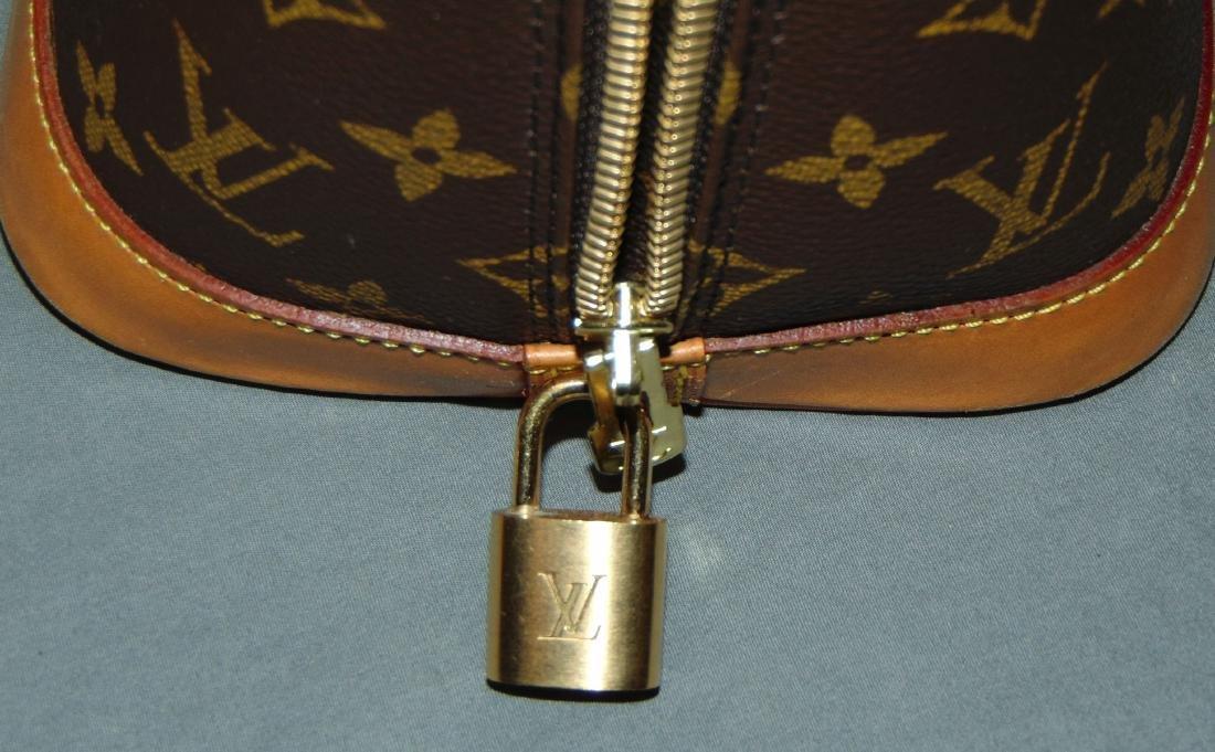 Louis Vuitton Monogram Leather Handbag - 5