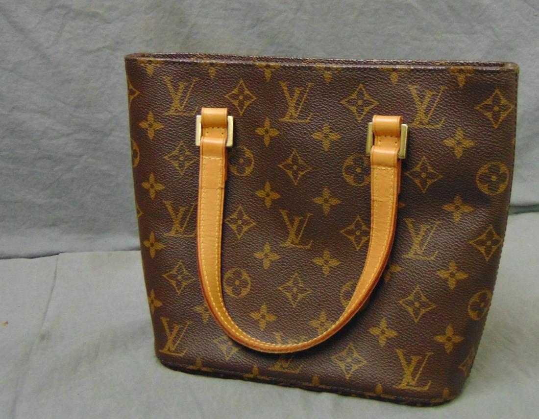 Louis Vuitton Monogram Leather Tote Bag. - 2
