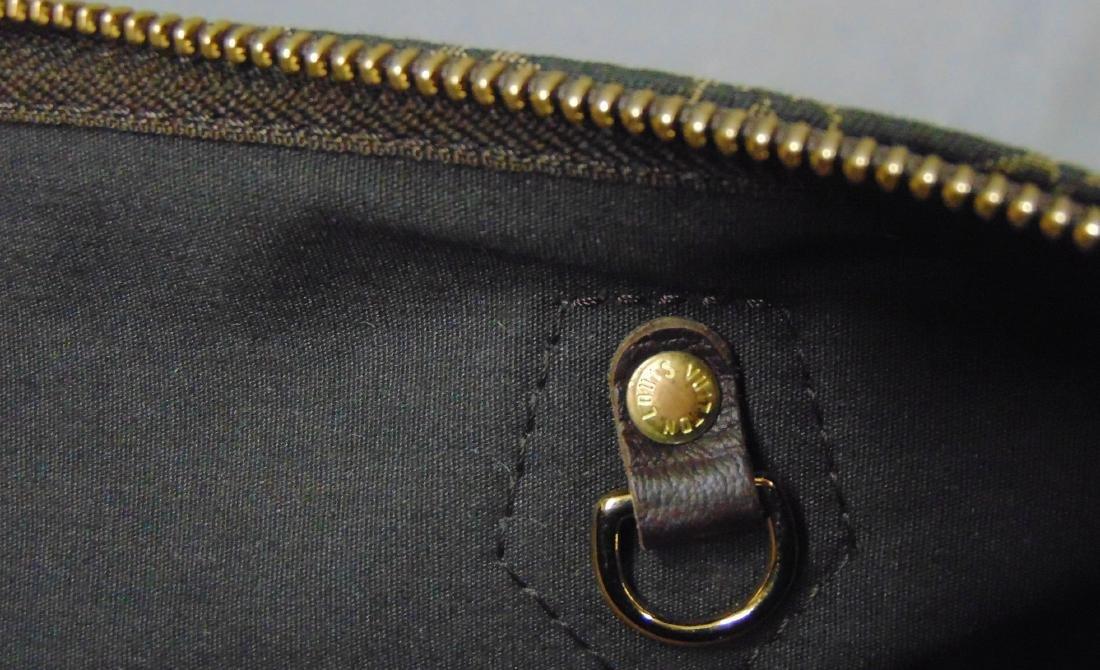 Louis Vuitton Monogram Brown Canvas Handbag - 2