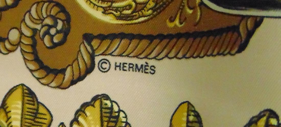 Hermes Silk Scarf.. Lvdovicvs Madnvs. - 5