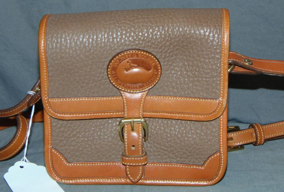 Dooney & Bourke. (3) Handbags and Wallet - 3